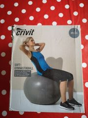 Crivit Soft Gymnastikball Fitness Pilates