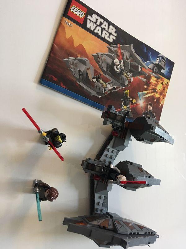 Lego Star Wars Nightspeeder 7957