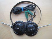 Kopfhörer antik