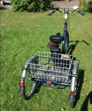E-Bike Pfau Tec Verona Elektro-Dreirad
