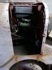 Multicar M21 Oldtimer DDR IFA