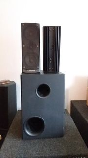 Syrincs Aktive Audio System Typ
