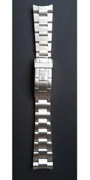 Rolex Stahlband