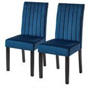 4 x Esszimmer Stühle aus