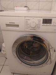 Waschmaschiene von Siemens