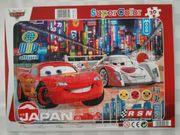 2 Puzzle Disney Cars 30