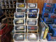 Modellautos - verschiedene Serien