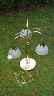 Tischlampe 3-armig
