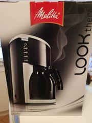 Melitta Look Filterkaffeemaschine