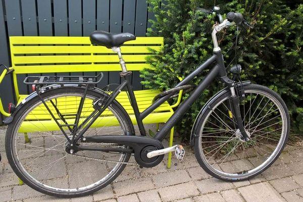 Winora Tobago Damen » Damen-Fahrräder