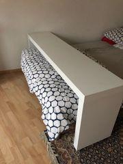 IKEA MALM Betttisch