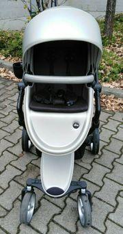 Kinderwagen Mima Xari KOMPLETT mit