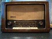GRUNDIG Röhren Radio Hifi Zauberklang