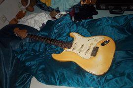 Gitarren/-zubehör - FENDER orig 1969 USA STRATOCASTER