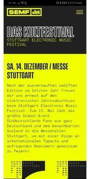 2 SEMF Tickets 14 12