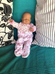 Lissi Bätz Puppe mit Kleider