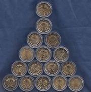 2 Euro Gedenkmünzen 2009 WWU -