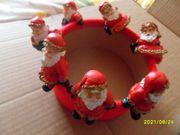 Weihnachtsdeko Weihnachten Dekoration Weihnachtsmänner