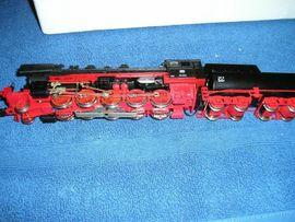 Modelleisenbahnen - Fleischmann 1179 Dampflok BR 50