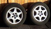 2x Komplettrad VW T4 Michelin
