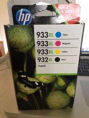 HP Tintenpatronen 933XL,