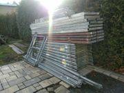 Fassadengerüst ca 98 m² Plettac