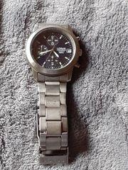 Lorus Chronograph Titanium Herren Armbanduhr