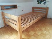 Verschenke Jugend-Kinderbett 90 x 200
