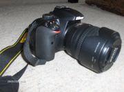 Digitalkamera Nikon D3300