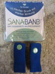 Sana Akupressurband für Kinder