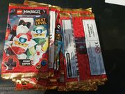 Ninjago Serie 5 Karten