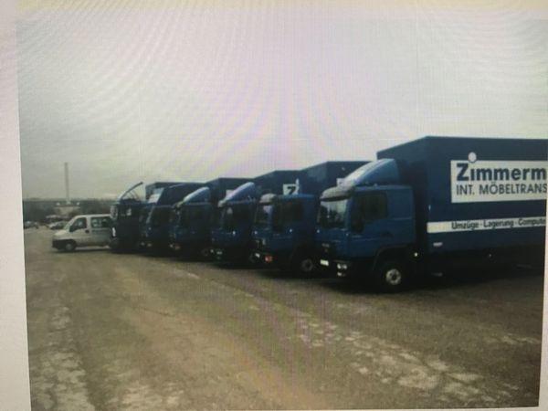 Güterkraftverkehrserlaubnis Umzugslizenz Cemt-genehmigung