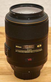 Nikon Macroobjektiv