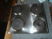 Kochfeld für Elektroherd mit 4