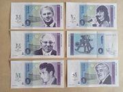 D-Mark Banknote 0 - Erinnerungsschein an