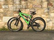 Mountainbike Fully HT SLK 2000