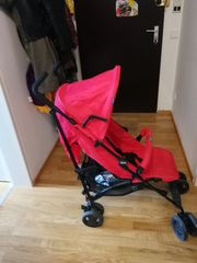Buggy Chicco rot Modell London -