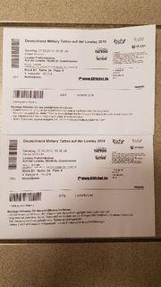 2 Karten Konzert Dudelsack Loreley