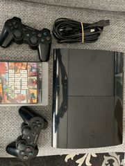 PlayStation 3 Slim 500GB mit