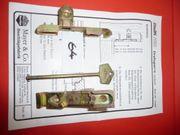MACO-Drehsperren mit Schlüssel für 4-11mm