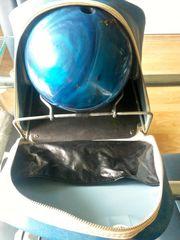 Bowling Kugel mit Tasche
