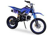 Kinder Crossbike Dirtbike 125ccm 4-Takt-Motor