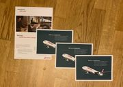 2x Swiss Business Lounge Voucher