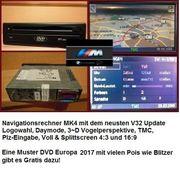 BMW MK4 Nacht Navigationsrechner Europa