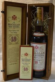 The Macallan Whisky Gran Reserva