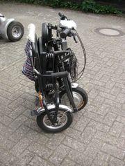 3 Rad Scooter faltbarer mit