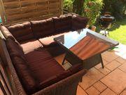 Gartenmöbel Garnitur zu verkaufen