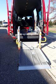 Bruns Linearlift Rollstuhllift