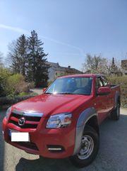 Pickup für Wohnkabine - Zuverlässiger Mazda