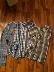 3 x Hemden Gr M